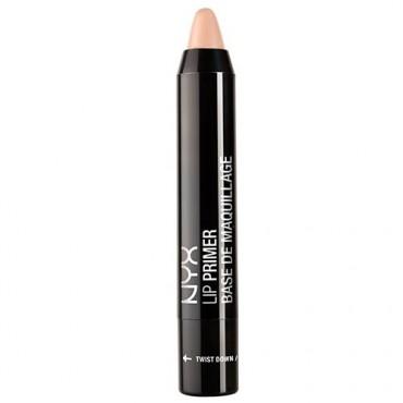 NYX Professional Makeup - Jumbo Primer de labios - LPR01: Nude