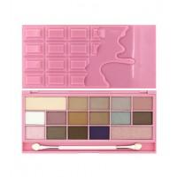 I Heart Makeup - Paleta de sombras Chocolate - Pink Fizz