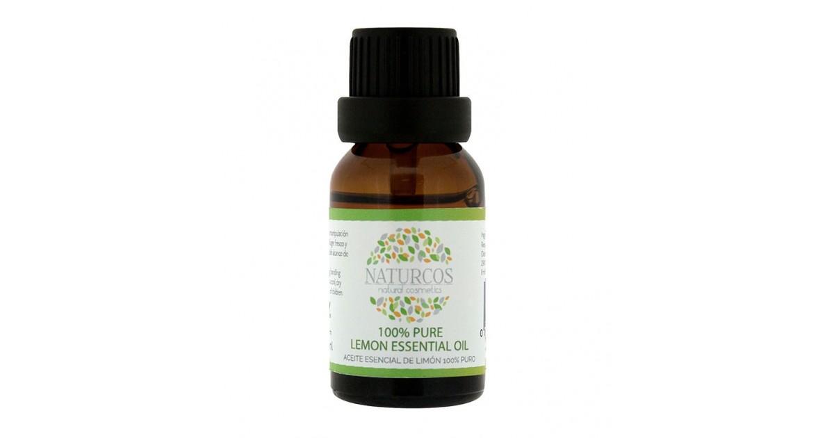 Naturcos - Aceite esencial de Limón Puro
