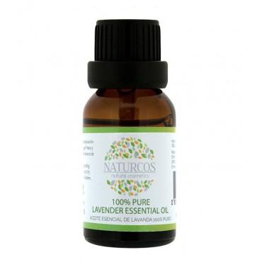 Naturcos - Aceite esencial de Lavanda Puro