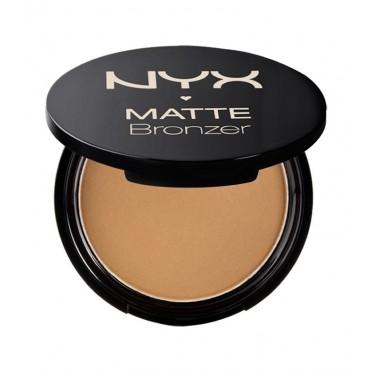 Nyx - Bronceador Matte Bronzer - Light