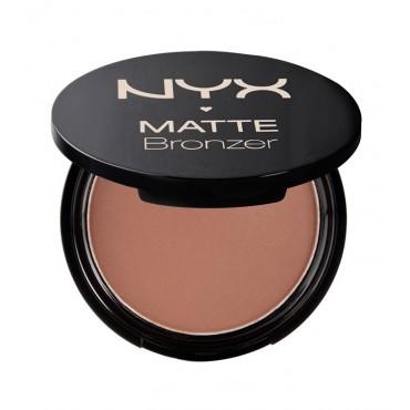 Nyx - Bronceador Matte Bronzer - Dark Tan