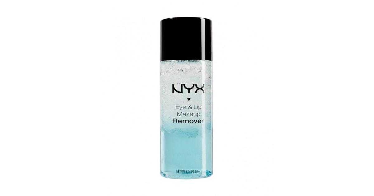 Nyx - Desmaquillador de ojos y labios bif‡sico