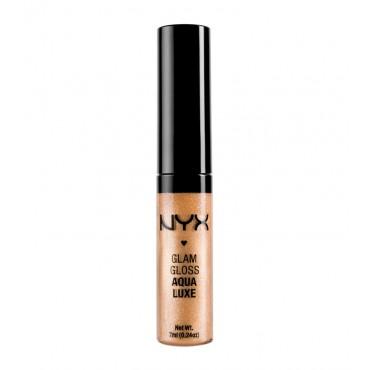 Nyx - Brillo de labios *Glam Aqua Luxe Collection* - Do The Hustle