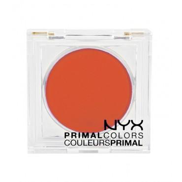 NYX Professional Makeup - Sombra de ojos Primal Colors - Hot Orange