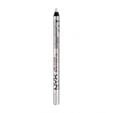 NYX Professional Makeup - Delineador de ojos Slide On - platinum