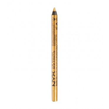 NYX Professional Makeup - Delineador de ojos Slide On - glitzy gold