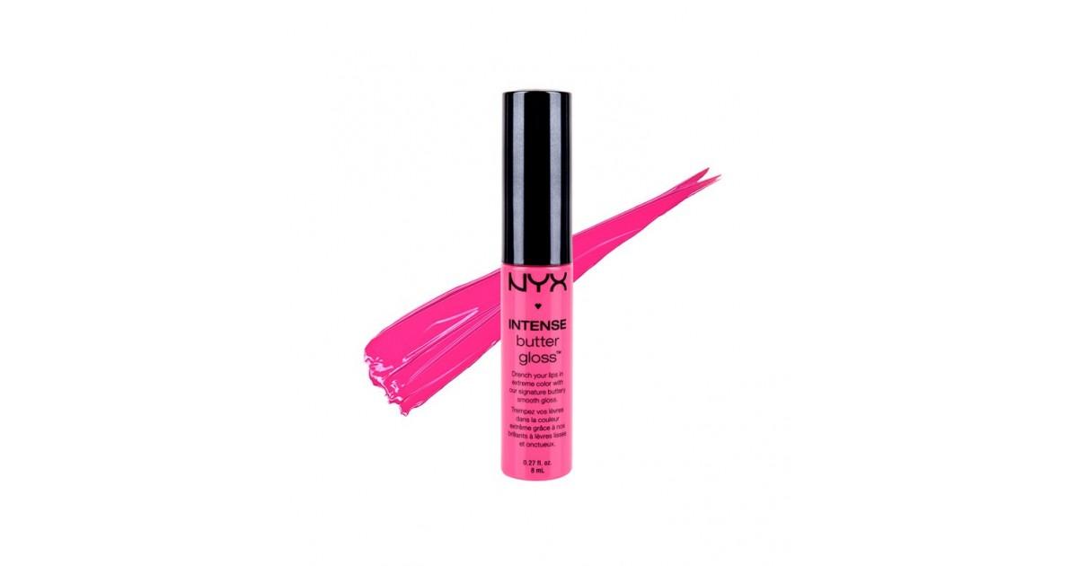 Nyx - Brillo de labio Intense Butter Gloss - Funnel Delight