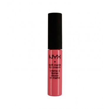 NYX Professional Makeup - Labial liquido Soft Matte - Ibiza