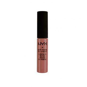 NYX Professional Makeup - Labial liquido Soft Matte - Cannes