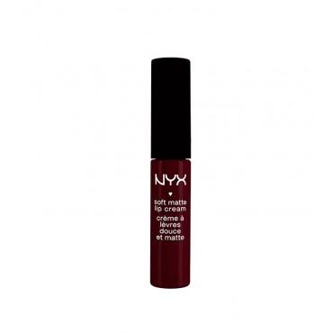 Nyx - Labial liquido Soft Matte - Copenhagen