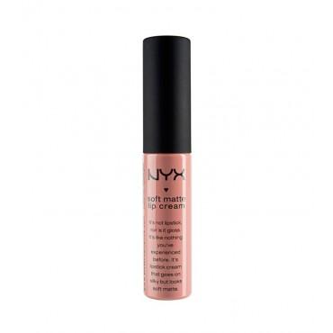 NYX Professional Makeup - Labial liquido Soft Matte - Stockholm