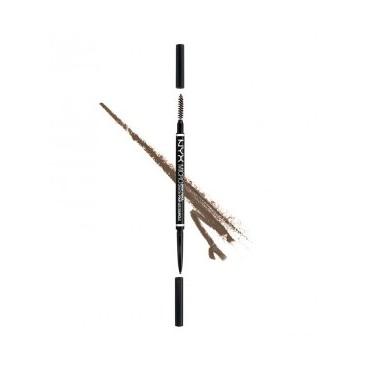 NYX Professional Makeup - Lápiz para cejas Micro Brow - MBP01: Taupe