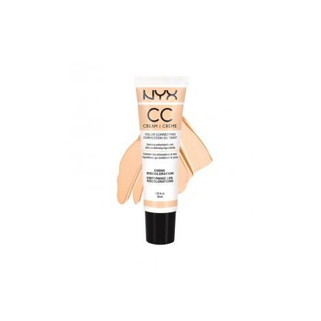 NYX - Color Correcting Cream - CCCR05: Peach Light