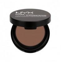NYX - Polvos compactos Hydra Touch Powder Foundation - HTPF15: Cocoa