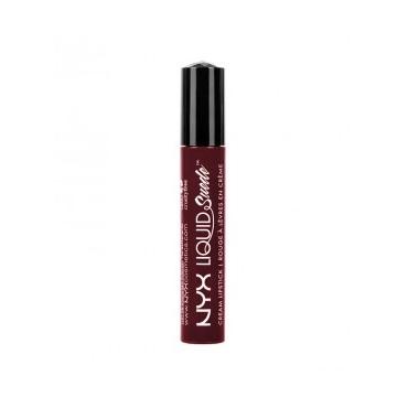 NYX - Labial Líquido Suede Cream Lipstick - LSCL03: Cherry Skies