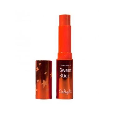Tonymoly - Barra de Labios Delight Sweet Stick - 05: Sweet Tangerine