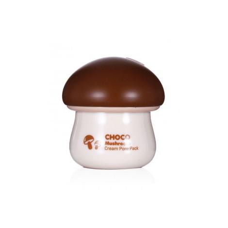 Tonymoly - Mascarilla Magic Food Choco Mushroom - Cream Pore Pack