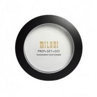 Milani - Polvo Transparente para Rostro Prep + Set + Go