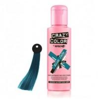 CRAZY COLOR Nº 67 - Crema colorante para el cabello - Blue Jade 100ml