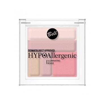 Bell - Hypo - Colorete iluminador hipoalergénico - 01