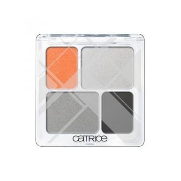 Catrice - *Graphic Grace* - Cuarteto de sombras - C02: Architectual Arts