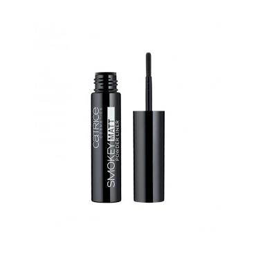 Catrice - Eyeliner en polvo Smokey Matt - 010 Smokey Black