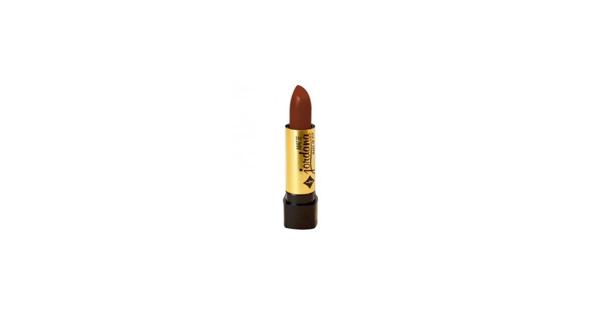 Jordana - Barra de labios Mate - 43: Chocolate