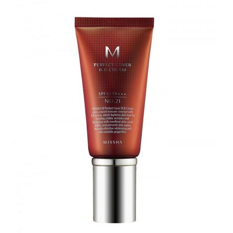 Missha - Perfect Cover BB Cream SPF 42 (50ml) - 21