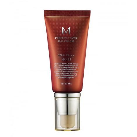 Missha - Perfect Cover BB Cream SPF 42 (50ml) - 27
