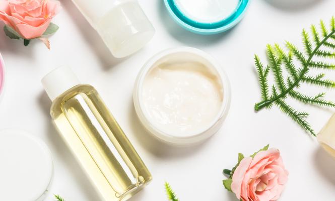 cosmética natural y cosmética convencional