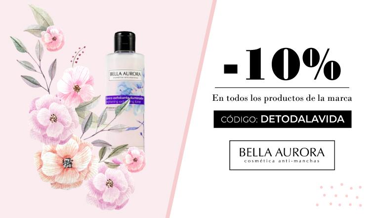 Bella Aurora, expecto anti manchas. Ofertas de cosmética en Canarias Makeup