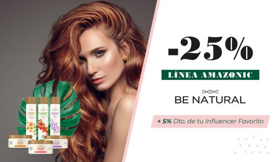 25% de descuento en productos de peluquería profesional