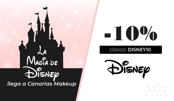 10% de descuento en productos Disney Original en Canarias Makeup