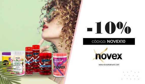 10% de descuentos en productos para pelo rizado y método curly