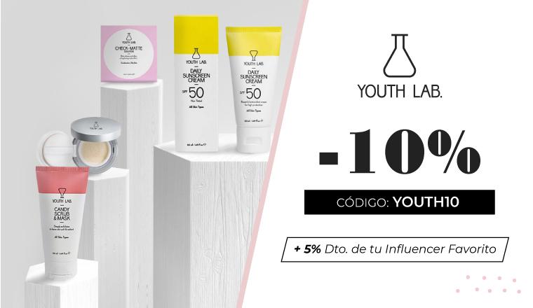 Descuento Youth Lab en Canarias Makeup