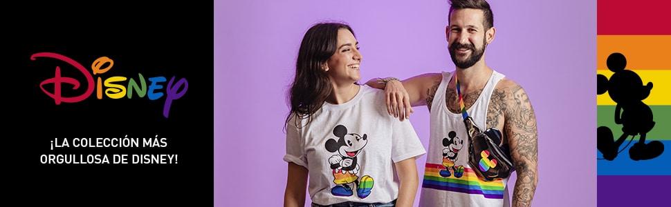 Dia del orgullo gay 2021 colección Disney pride