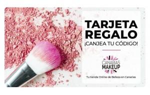 Tarjeta Regalo Canarias Makeup