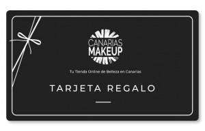 Tarjeta Regalo Canarias Makeup black/white