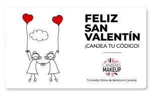 Tarjeta San Valentin 2